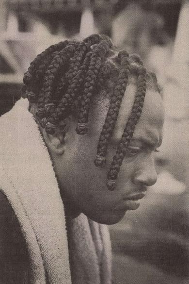 New Orleans rapper Mystikal