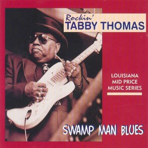 tabby_thomas_swamp_man_blues-album-cover
