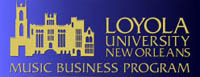 Loyola University Music Business Program