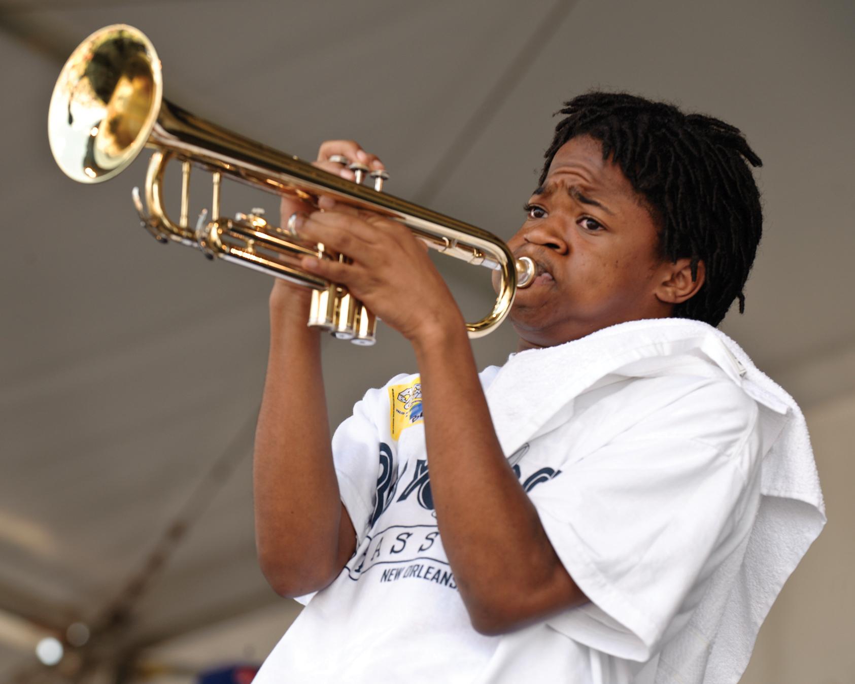 Baby Boyz Brass Band