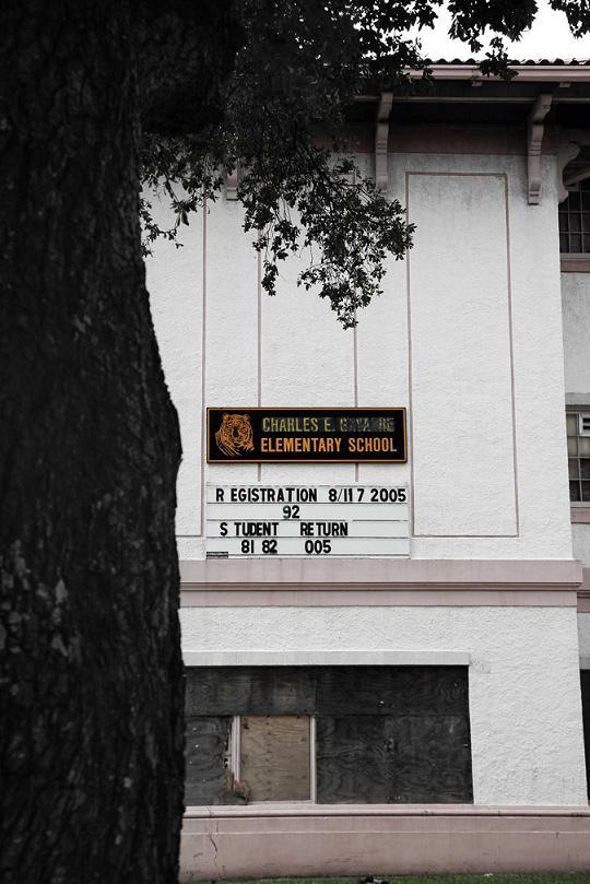 Hurricane Katrina 5 Years Later. Photo by Elsa Hahne.