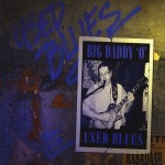 Big Daddy 'O', Used Blues (Rabadash Records)