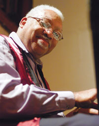 Ellis Marsalis. Jazz at the Sandbar
