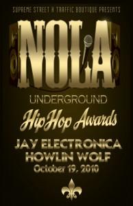 Nola Underground Hip-Hop Awards
