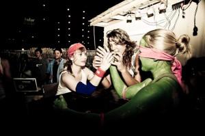 New Orleans Ladies Arm Wrestling