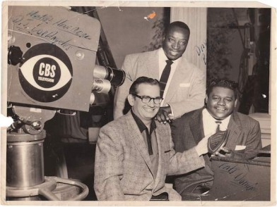 Dave Bartholomew and Fats Domino