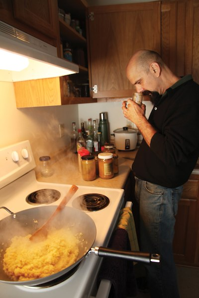 The Gravy: In the Kitchen with Martin Krusche of Magnetic Ear