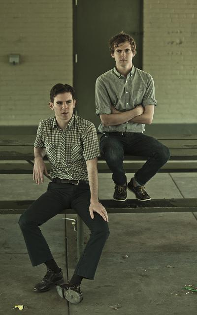 Generationals, New Orleans indie rock artist