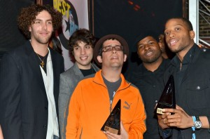 Trombone Shorty and Orleans Avenue at the 2010 Best of the Beat Awards