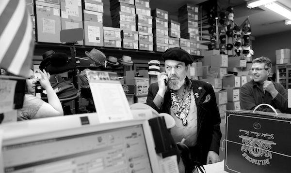 Dr. John. Photo by Elsa Hahne.