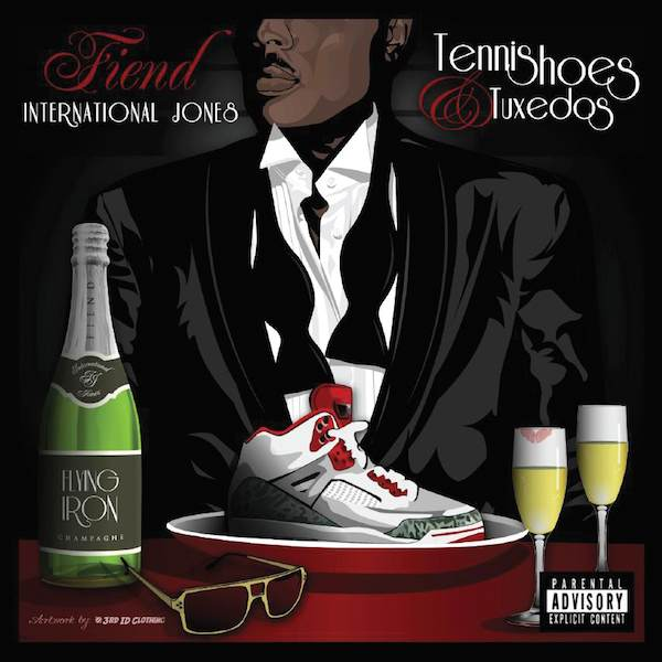 Tennis Shoes And Tuxedos Fiend