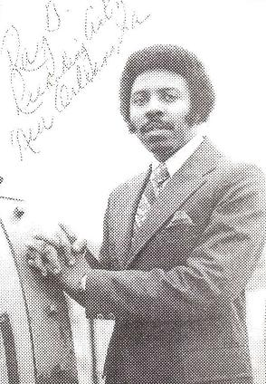 Obituary: Ray J--Raymond Jones.