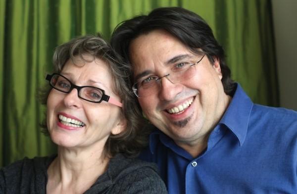 Ulrike and Steve Masakowski