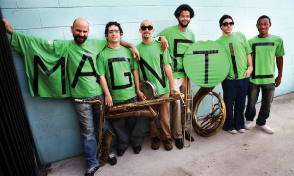 Magnetic Ear: French Quarter Fest Focus. Photo by Elsa Hahne.