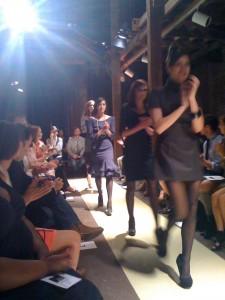 Ottilie Brodmann Fashion Show
