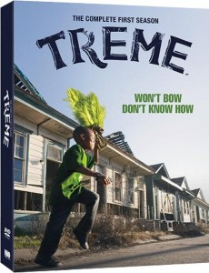 HBO Treme DVD Box Set