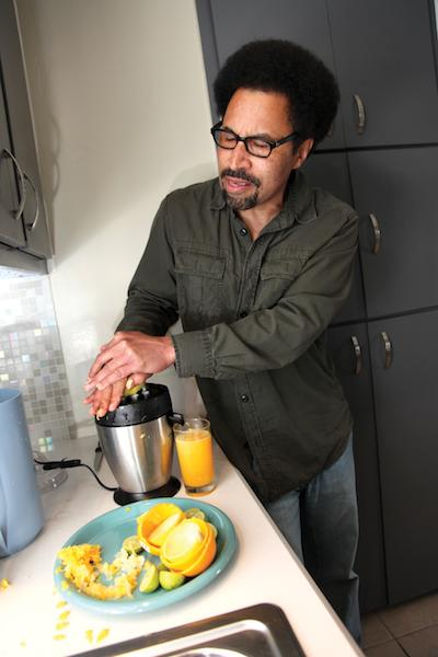 Renard Poche: The Gravy recipe for Citrus Cocktail. Photo by Elsa Hahne.