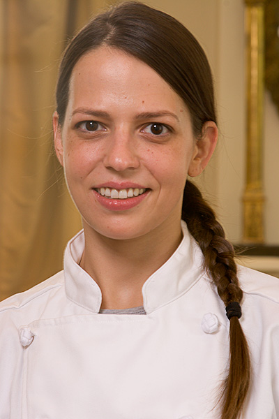 Sue Zemanick of Gautreau's. James Beard Award Nominee for Rising Star Chef of the Year.