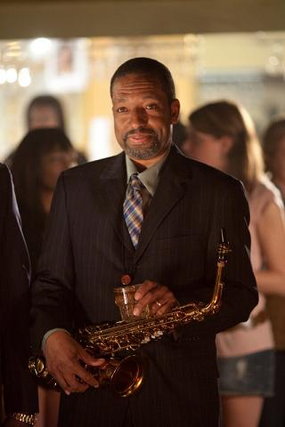 Donald Harrison on HBO's Treme.