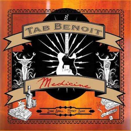 Tab Benoit, Medicine (Telarc Records)