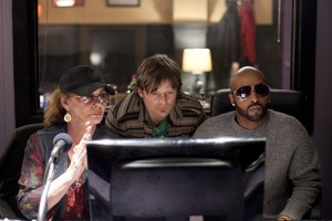 Davis, Aunt Mimi, and Don B in HBO Treme
