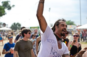 Michael Franti and Speahead