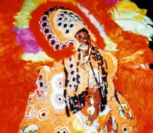Big Chief Bo Dollis of the Wild Magnolias