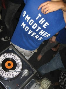 Mod Dance Party at Saturn Bar in New Orleans, Louisiana.