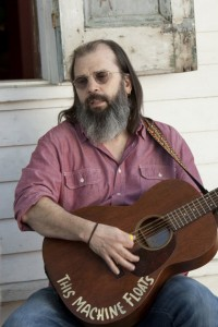 Steve Earle on HBO Treme.