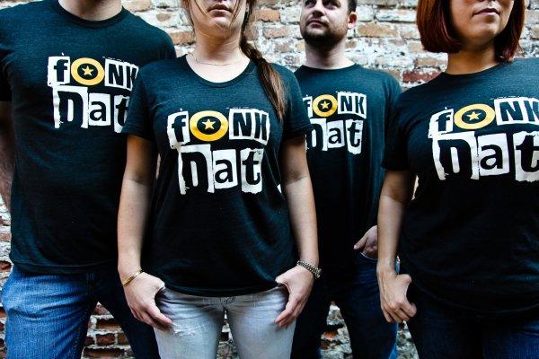 OffBeat Fonk Dat T-Shirt by Fleurty Girl