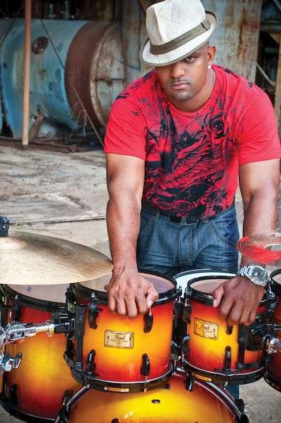 Terence Higgins, New Orleans drummer