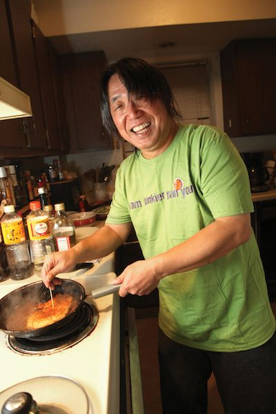 The Gravy: In the Kitchen with June Yamagishi. Photo by Elsa Hahne.