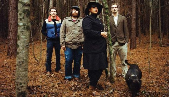 The Alabama Shakes. Press Photo.