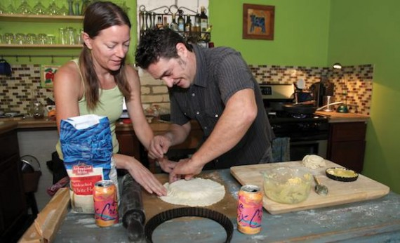 The Gravy: In the Kitchen with Raphael Bas