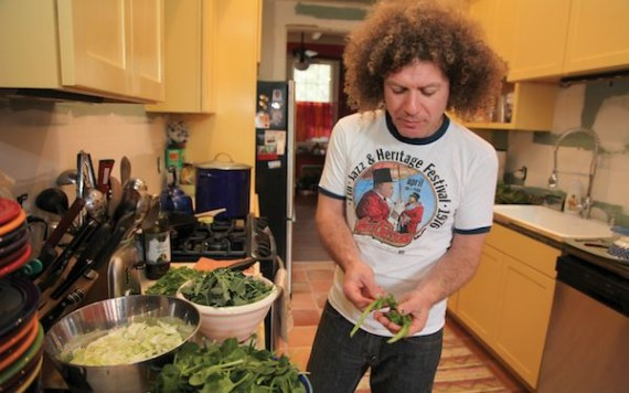 The Gravy: In the Kitchen with Ben Jaffe. Photo by Elsa Hahne.