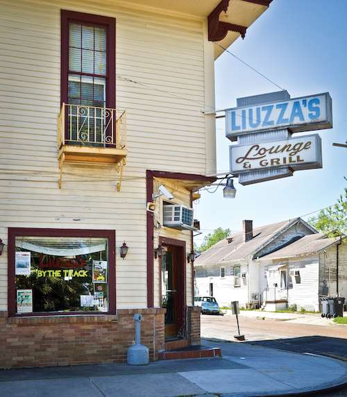 Dining Out Liuzza S By The Track Offbeat Magazine