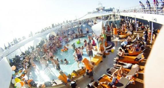 Jam Cruise 11 Announces 2013 Lineup. Photo from JamCruise.com