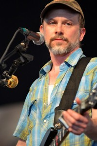 Jeremy Lyons at the New Orleans Jazz and Heritage Festival Apr. 28, 2012. Photo by Kim Welsh.