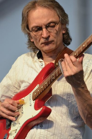 Sonny Landreth. Photo by Kim Welsh.