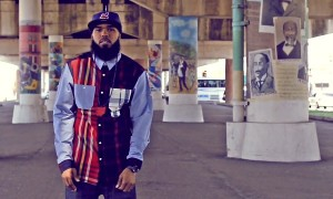 Stalley under the Claiborne Overpass