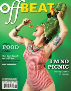 Meschiya Lake, September 2011 Cover. Photo by Elsa Hahne.