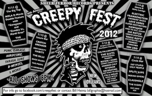 Creepy Fest New Orleans 2012