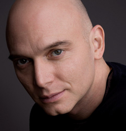 Michael Cerveris. Photo by Ken Browar.