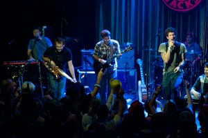 The Revivalists at One Eyed Jacks, June 29, 2012. Photo by Caitlyn Ridenour.