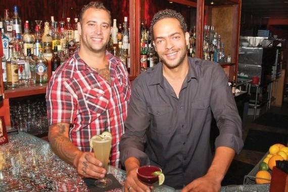 Victory Bar in New Orleans. Photo by Renee Bienvenu.