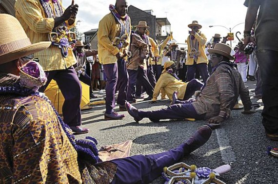 Black Men of Labor, photo Kim Welsh