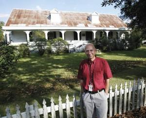 Kid Ory biographer John McCusker