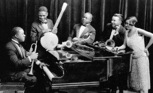 Louis Armstrong's Hot Five featuring Edward Kid Ory