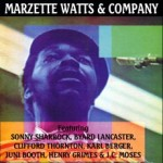 Marzette Watts, Marzette Watts and Company, ESP Disk