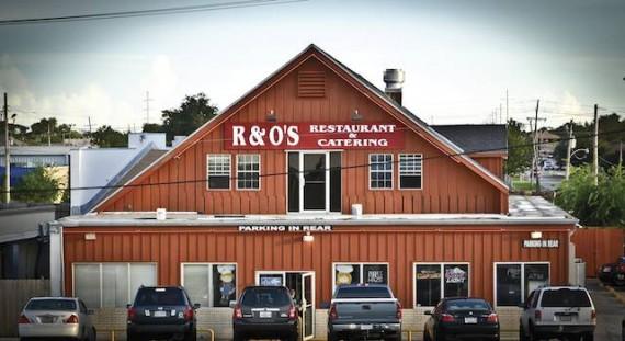 R and O's, photo Renee Bienvenu